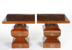 Pair Umpak Tables